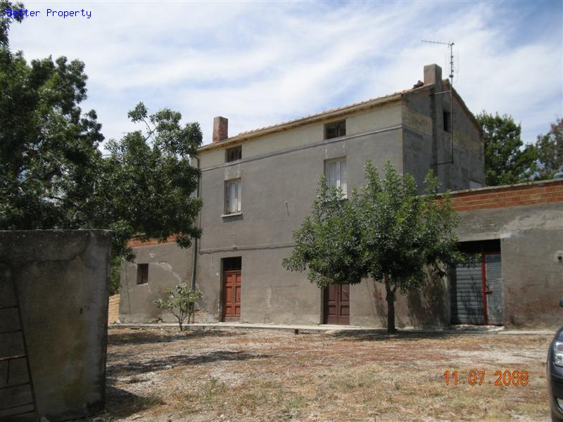Properties For Sale In Abruzzo Country House For Sale