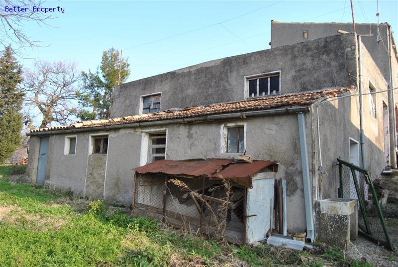 Properties For Sale In Abruzzo Rustic Cottage With Land