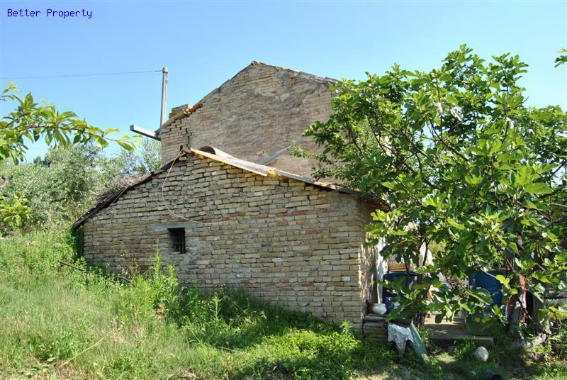 Properties For Sale In Abruzzo Small Rustic Cottage In