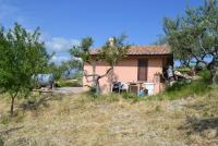 Indipendent house with land in the province of Campobasso