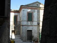Ancient town house in Abruzzo